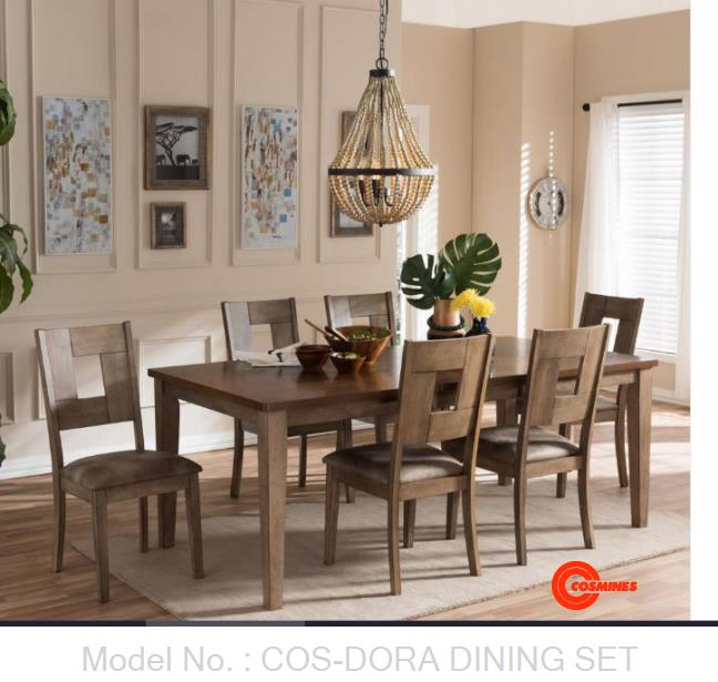 COS-DORA DINING SET